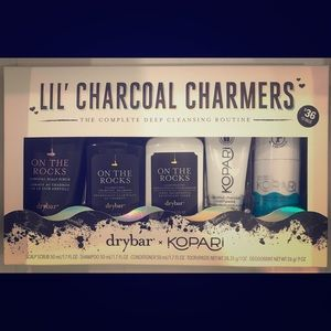 DryBars Lil' Charcoal Charmers Kit!